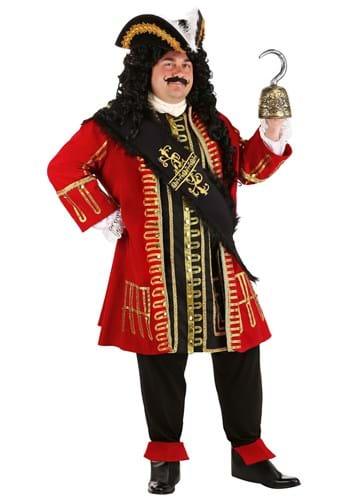 Plus Size Elite Captain Hook Costume Main UPD