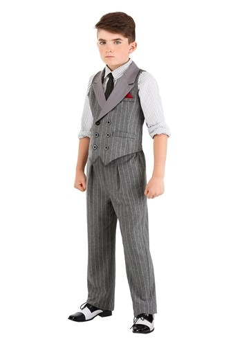 Ruthless Gangster Kids Costume