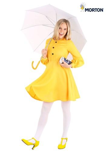 Women's Morton Salt Girl Costume