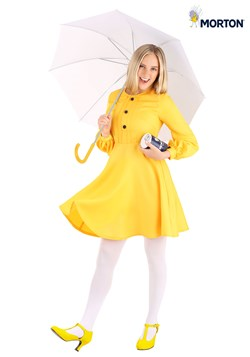 Women's Morton Salt Girl Costume