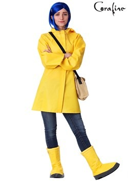 Adult Plus Size Coraline Costume