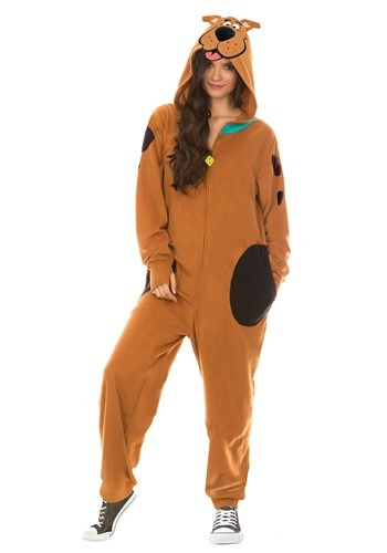 Scooby Doo Union Suit upd