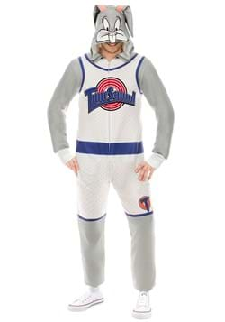 Space Jam Bugs Bunny Union Suit Costume main