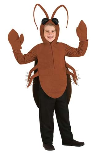 Kids Cuddly Cockroach Costume Main