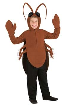 Kids Cuddly Cockroach Costume Main