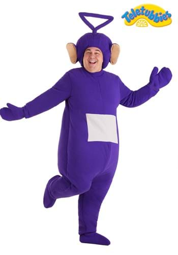 Plus Size Tinky Winky Teletubbies Costume
