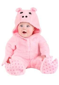Infants Snuggly Pig Costume