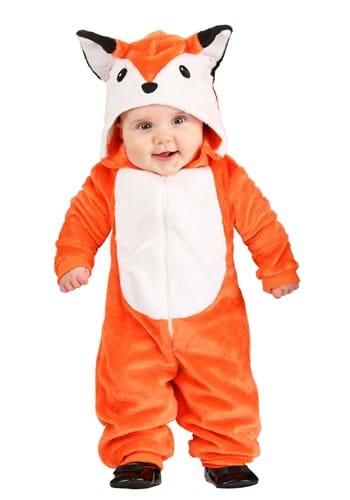 Fox Onesie Infant Costume