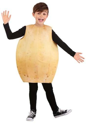 Kids Potato Costume