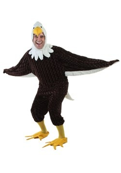 Plus Size Eagle Costume