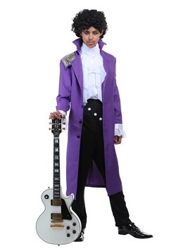 Purple Rock Legend Plus Size Costume1