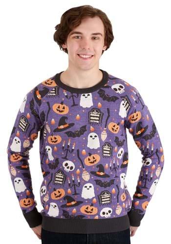 Halloween Mischief Halloween Sweater for Adults