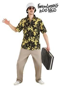 Men's Plus Size Raoul Duke Costume