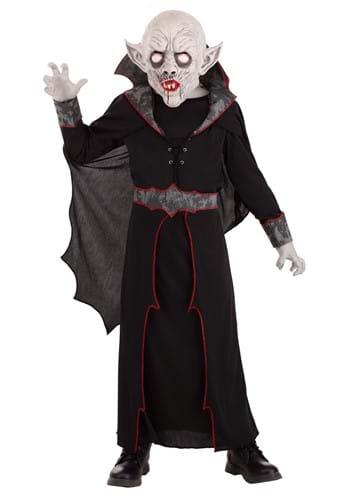 Kids Dangerous Dracula Costume Upd