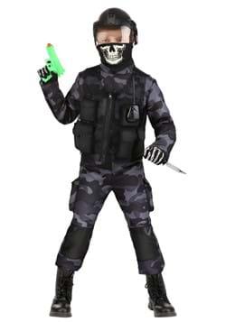 Kid's Midnight Navy Seal Costume