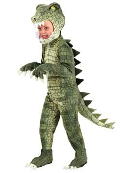 Dangerous Alligator Costume for Toddler's