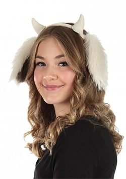 Goat Ears Headband