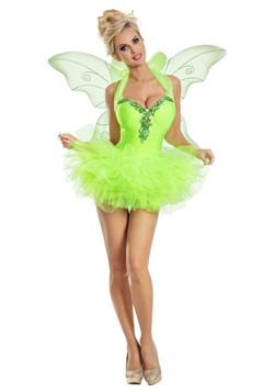 Women's Sexy Tink Costume
