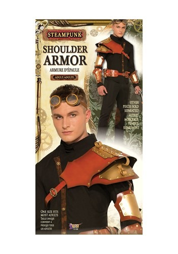 Men's Steampunk Shoulder Harness Accessory