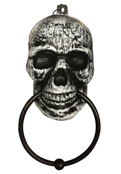 Skull Door Knocker Decoration