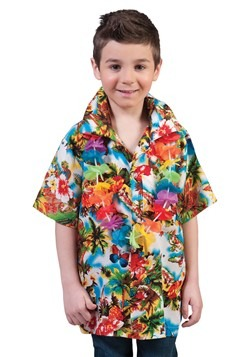 Child's Hawaiin Paradise Shirt