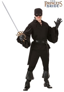 The Princess Bride Authentic Westley Men's Plus Size Costume