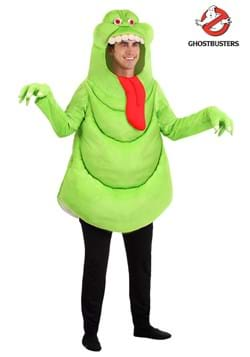 Ghostbusters Plus Size Adult Slimer Costume main1
