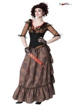 Sweeney Todd's Mrs. Lovett Plus Size Costume
