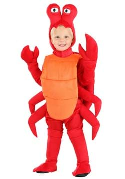 Toddler Crab Costume