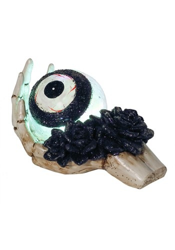 Resin Skeleton Hand/Eyeball Glow