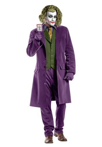 Dark Knight Mens Joker Costume