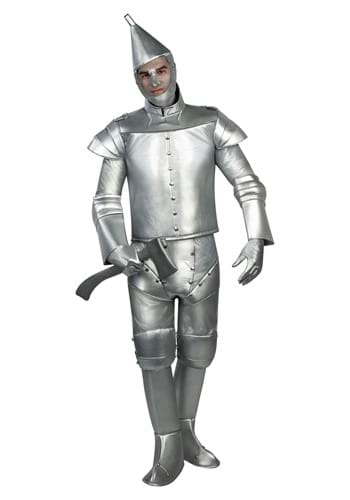 Wizard of Oz Mens Tin Man Costume