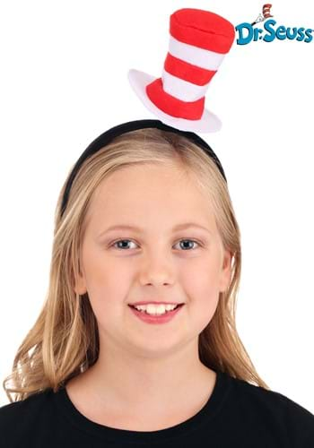 Dr. Seuss The Cat in The Hat Spring Headband update