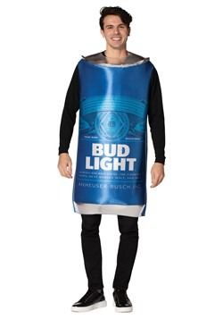 Bud Light Can Costume