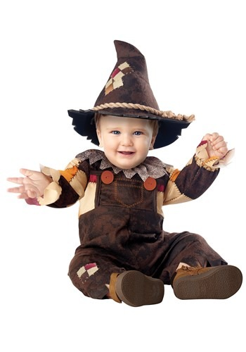 Infant Happy Harvest Scarecrow Costume
