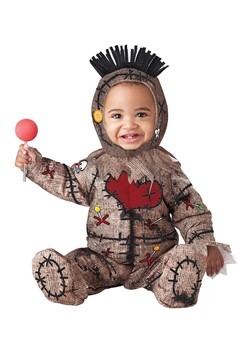 Infant Voodoo Baby Doll Costume