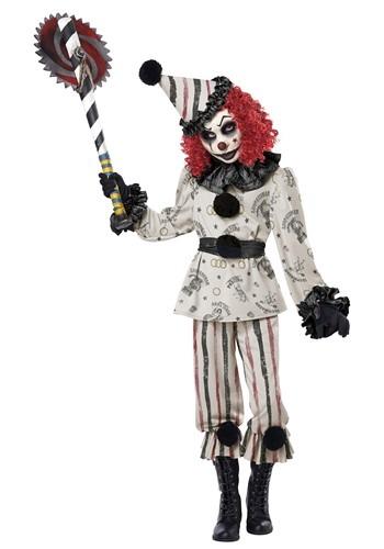 Kid's Creeper Clown Costume