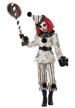 Child's Creeper Clown Costume