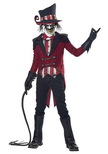 Boy's Wicked Ringmaster Costume