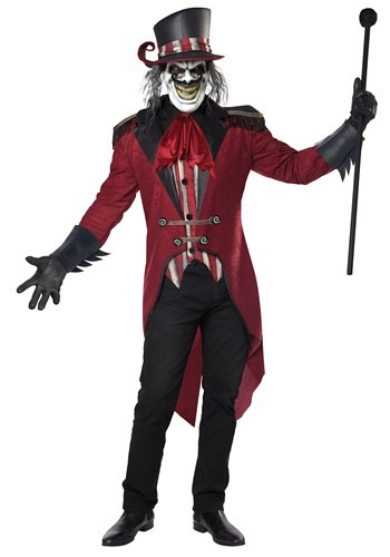Men's Wicked Ringmaster Costume