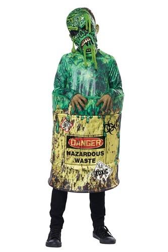 Child's Hazardous Waste Costume