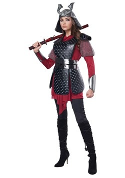 Samurai Warrior Costume for Women 1