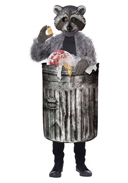 Child's Trash Panda Costume