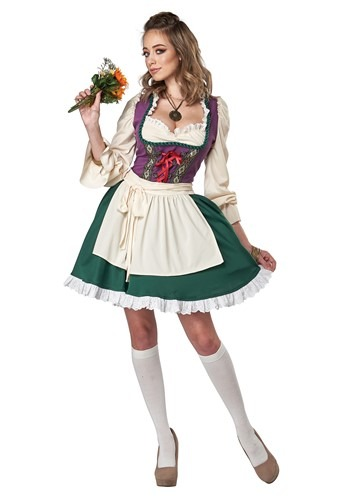 Women's Beer Garden Girl Costume