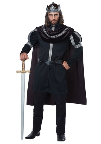 Men's Dark Monarch Costume