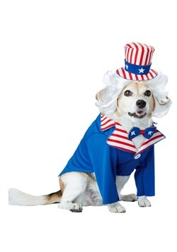 Uncle Sam Pet Costume Update 1