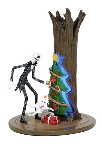Department 56 - Jack Discovers Christmas Town