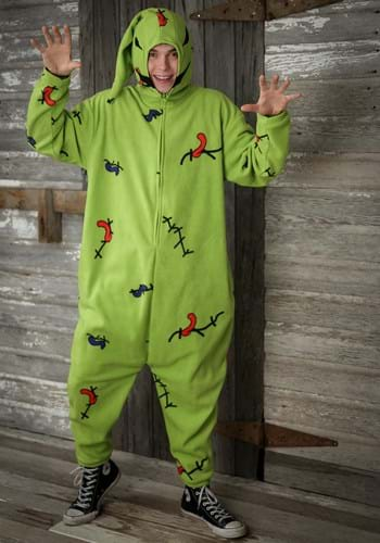 Nightmare Before Christmas Oogie Boogie Union Suit Upd
