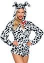 Women's Darling Dalmatian Costume