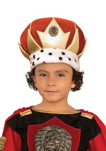 Kids King Crown Accessory